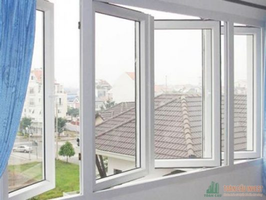 Xingfa aluminum and glass doors