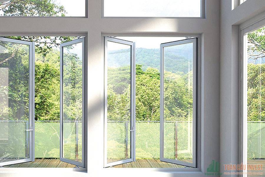 Cửa sổ nhôm kính - Top 10 Nhà thầu thi công cửa sổ nhôm kính