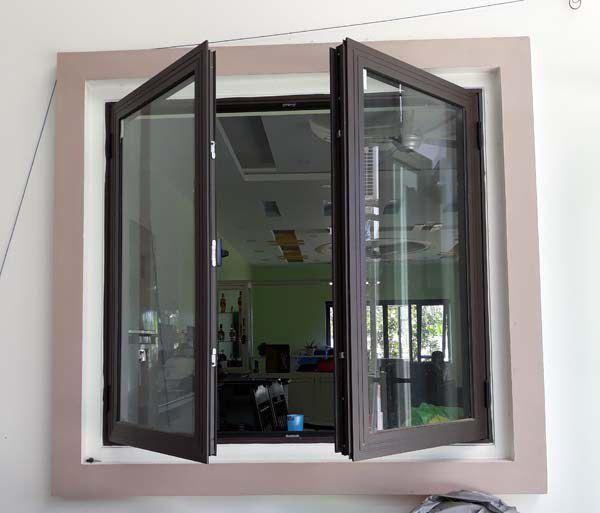 Cửa sổ nhôm kính là gì?