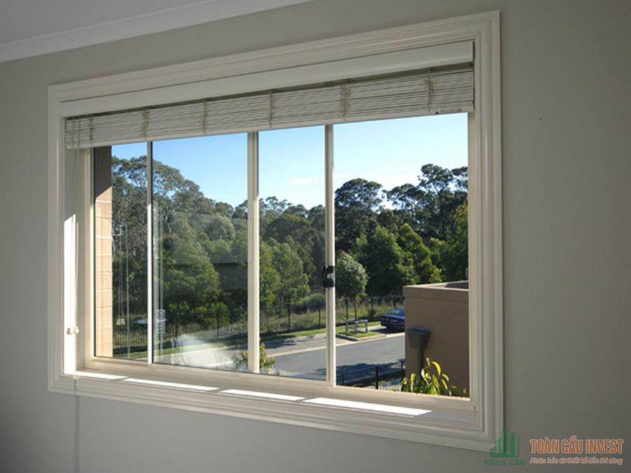 Nhà thầu thi công cửa sổ nhôm kính Toàn Cầu Invest